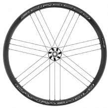 CAMPAGNOLO SCIROCCO BOLT THRU DISC BRAKE TUBELESS WHEELS